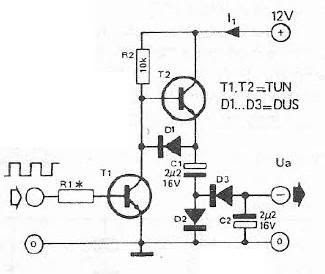 Symmetrical Power Supply With L165 besides Chevrolet Corvette Wiring Diagram 1975 in addition Inverter Voltage Wave Circuit Diagram additionally Simple Am Transmitter furthermore Rs485. on usb amplifier