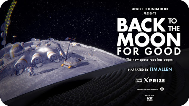 Back to the Moon for Good Google xPrize Planetarium Film