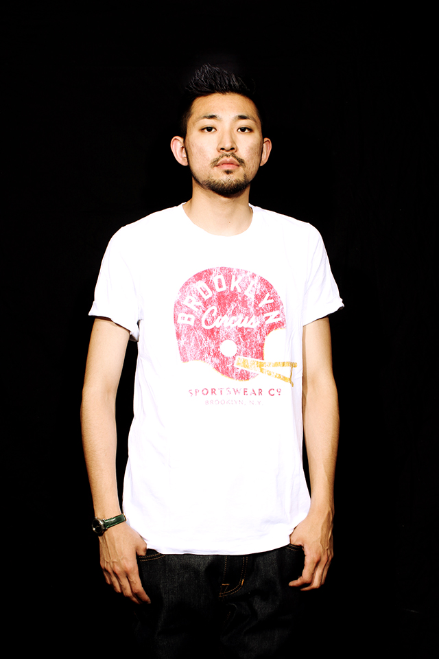 "The Brooklyn Circus ""Chiefs"" T-shirts size M 7,344yen"