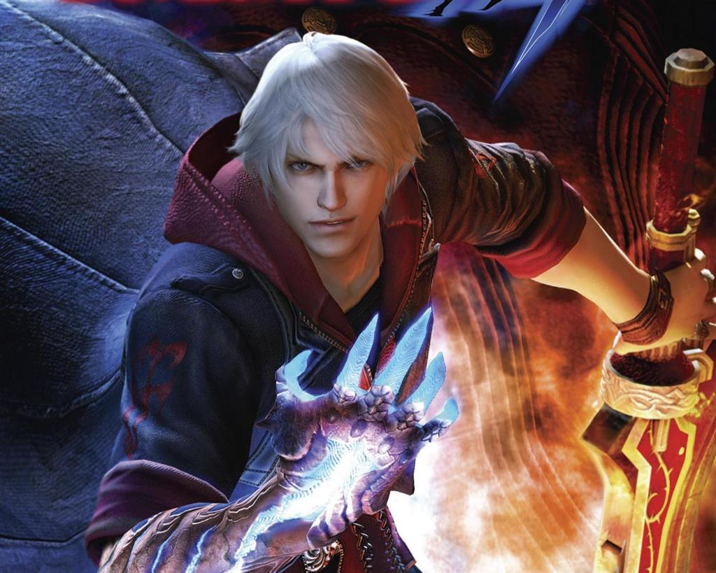 Devil May Cry HD & Widescreen Wallpaper 0.857334751669936