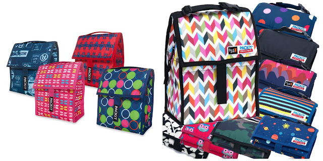 pack it freezable lunchbags