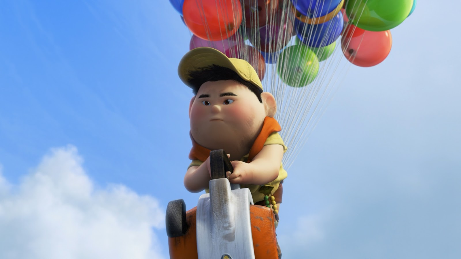 Disney Pixar Up Russell HD Photogallery
