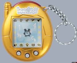 ... do Tamagotchi