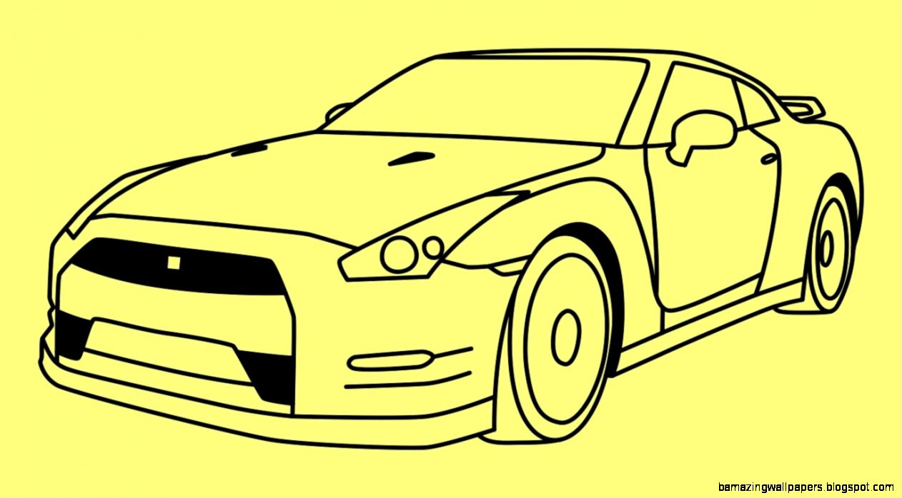 Fast And Furious Cars Drawings Amazing Wallpapers