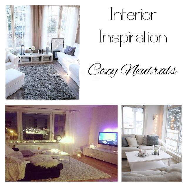 Interior, inspiration, cozy, neutrals