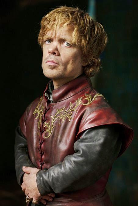 Que la suerte esté siempre de vuestra parte: Character #7: Tyrion Lannister