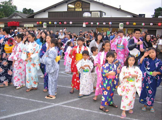 Happy Obon Fesitval Pictures