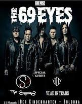 The 69 Eyes - Bologna 11.05.2017