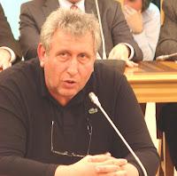 Ομιλία του Νίκου Στουπή για τις Υδατοκαλλιέργειες στην Επιτροπή Περιβάλλοντος της Στερεάς Ελλάδας