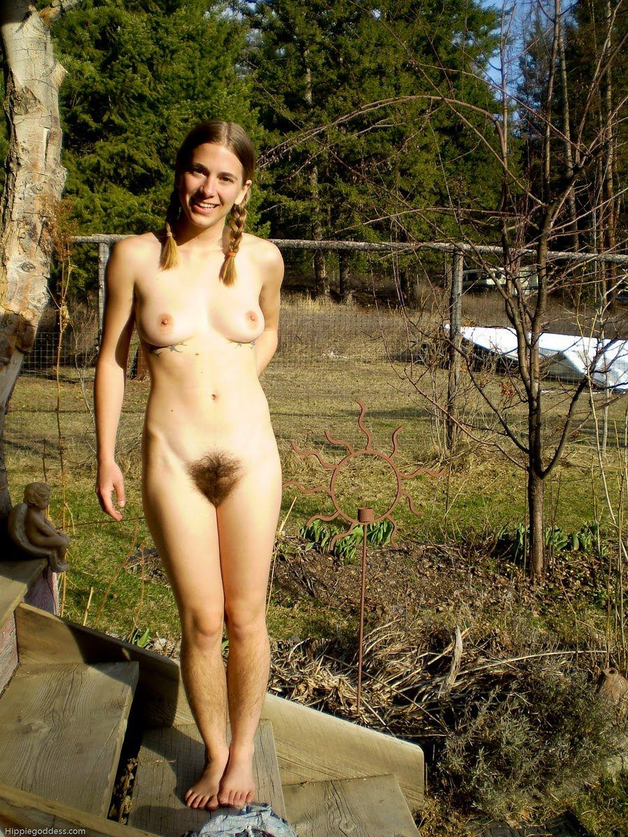 nudist female