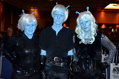 Dragon Con 2013, Miss Star Trek Universe Pageant