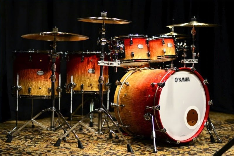 Yamaha PHX Series Evolusi Prototipe Drum