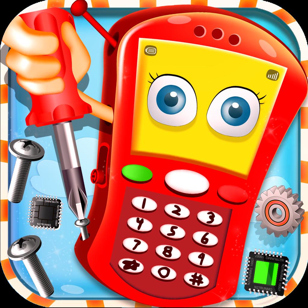 https://play.google.com/store/apps/details?id=com.gameimax.kidsmobilerepairing