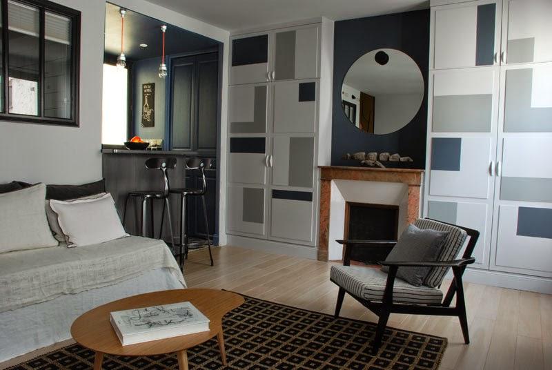 marianne evennou chez alain. Black Bedroom Furniture Sets. Home Design Ideas
