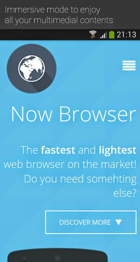 Now Browser Pro (Material) v2.9.5