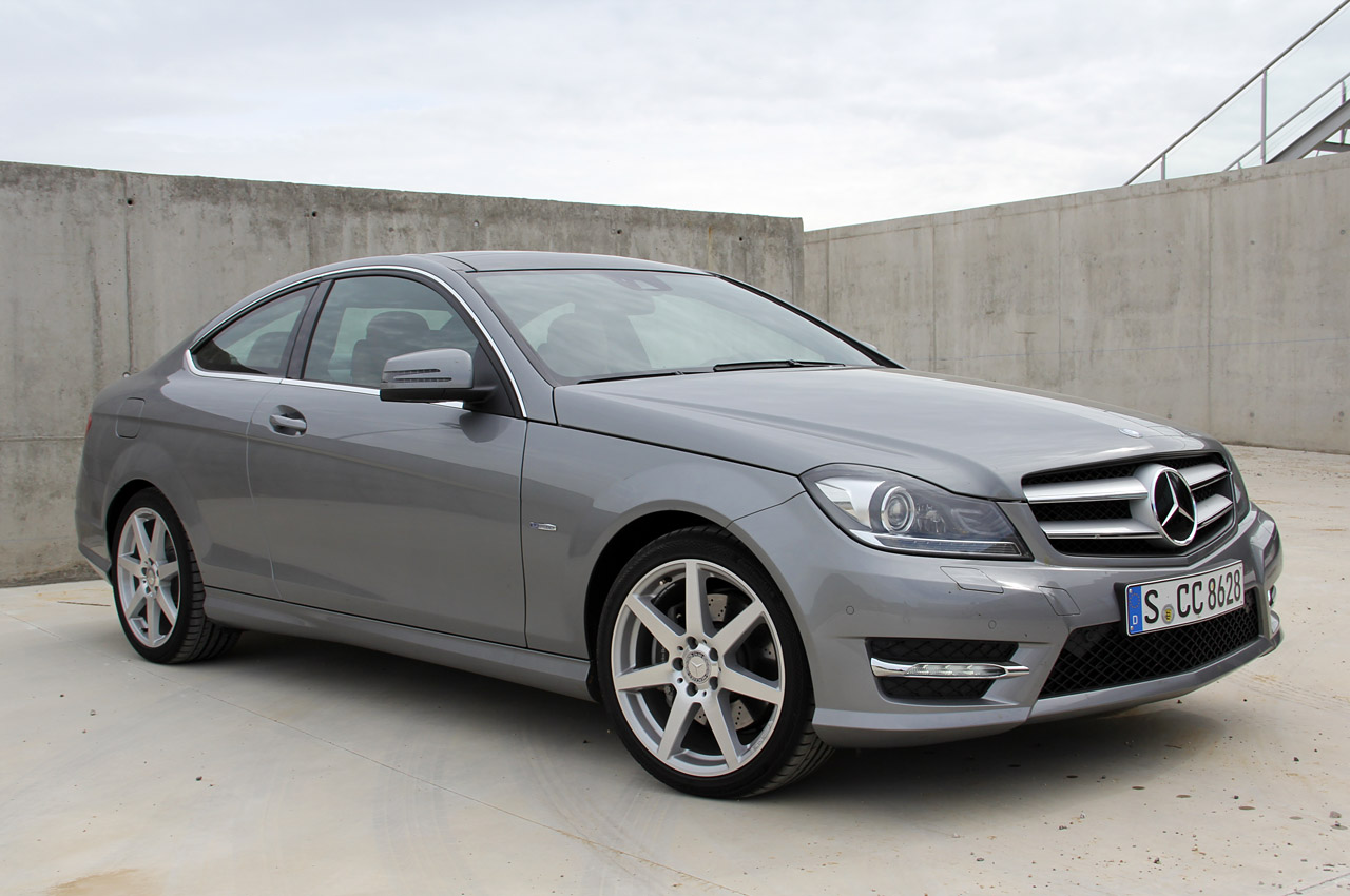 99 wallpapers 2012 mercedes benz c class coupe car. Black Bedroom Furniture Sets. Home Design Ideas