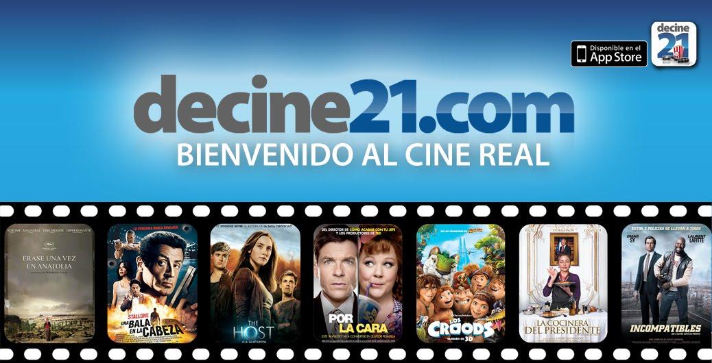 decine21.com, el blog
