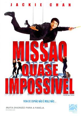 Missão Quase Impossível - DVDRip Dual Áudio