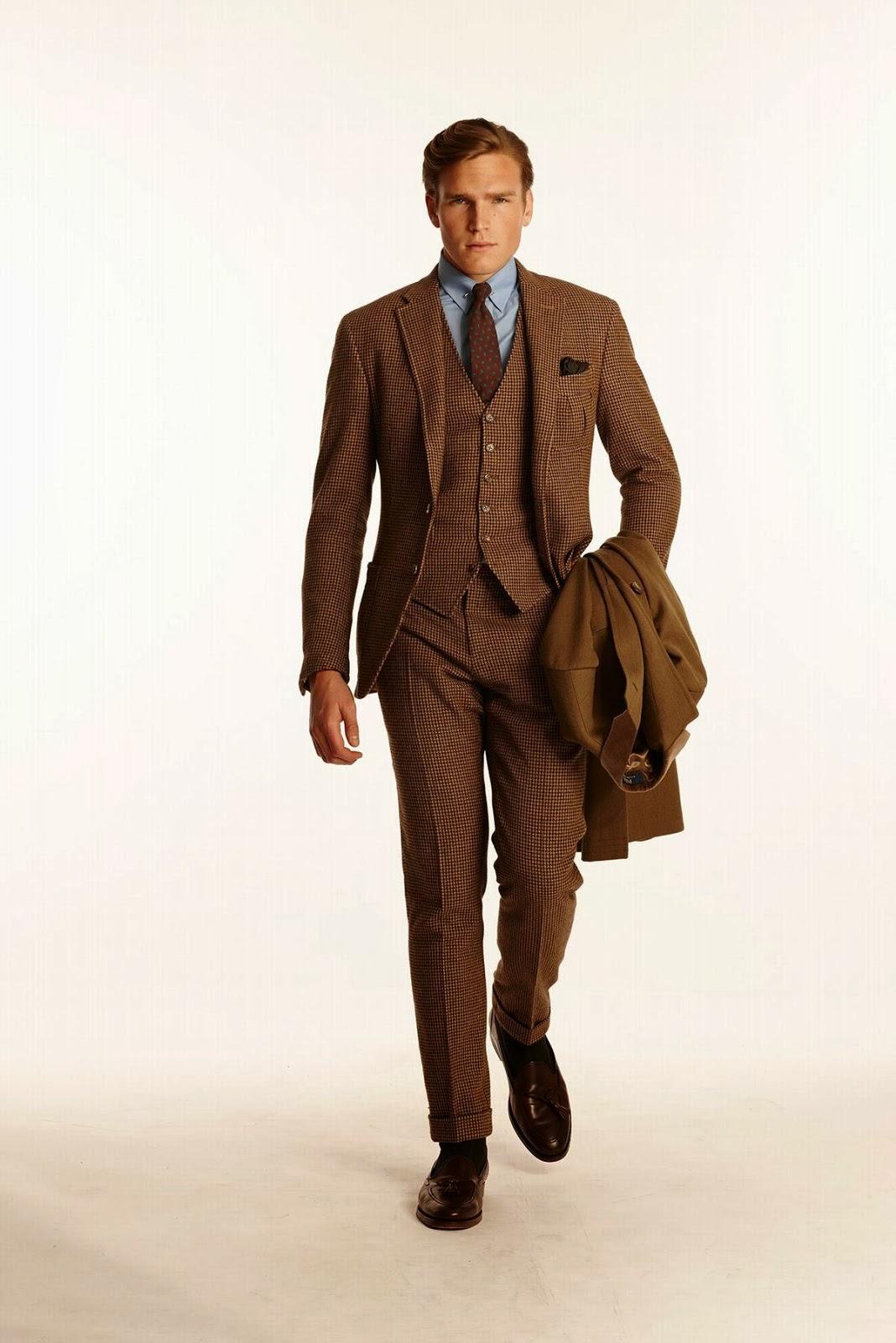 Ralph Lauren reinterpreta la elegancia para su colección ...