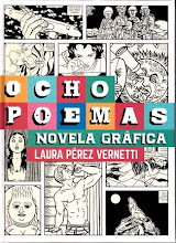 OCHO POEMAS. NOVELA GRÁFICA