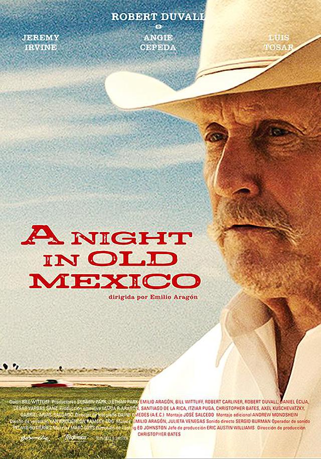 La película A Night in Old México