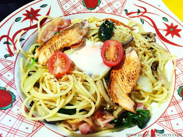 Yomenya Goemon spaghetti review