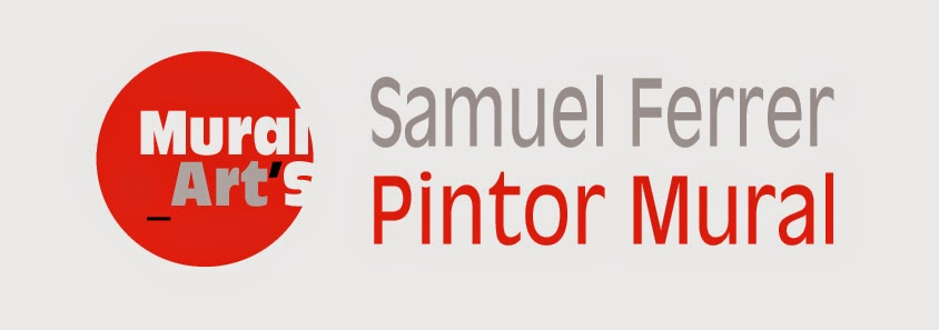 Samuel Ferrer. Pintor mural.