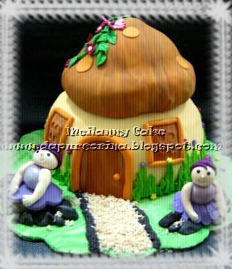 Kue Ulang Tahun Anak - Rumah Dongeng