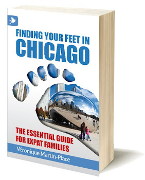 Finding Your Feet In Chicago disponible  sur Amazon !