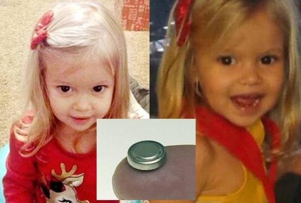 Kanak-kanak dua tahun maut selepas tertelan bateri kecil