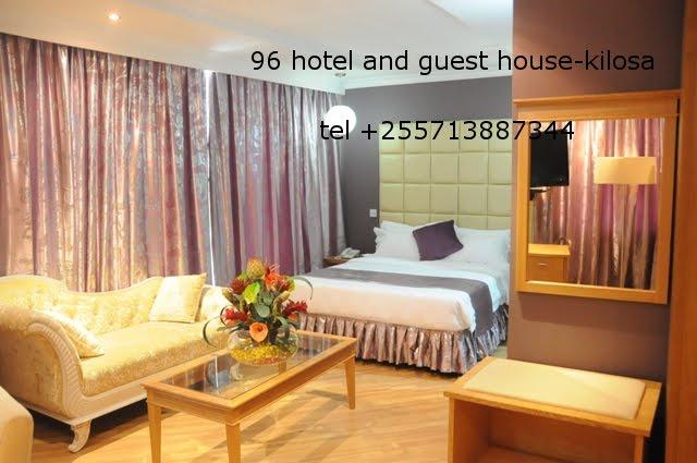 96 HOTEL & GUEST HOUSE KILOSA