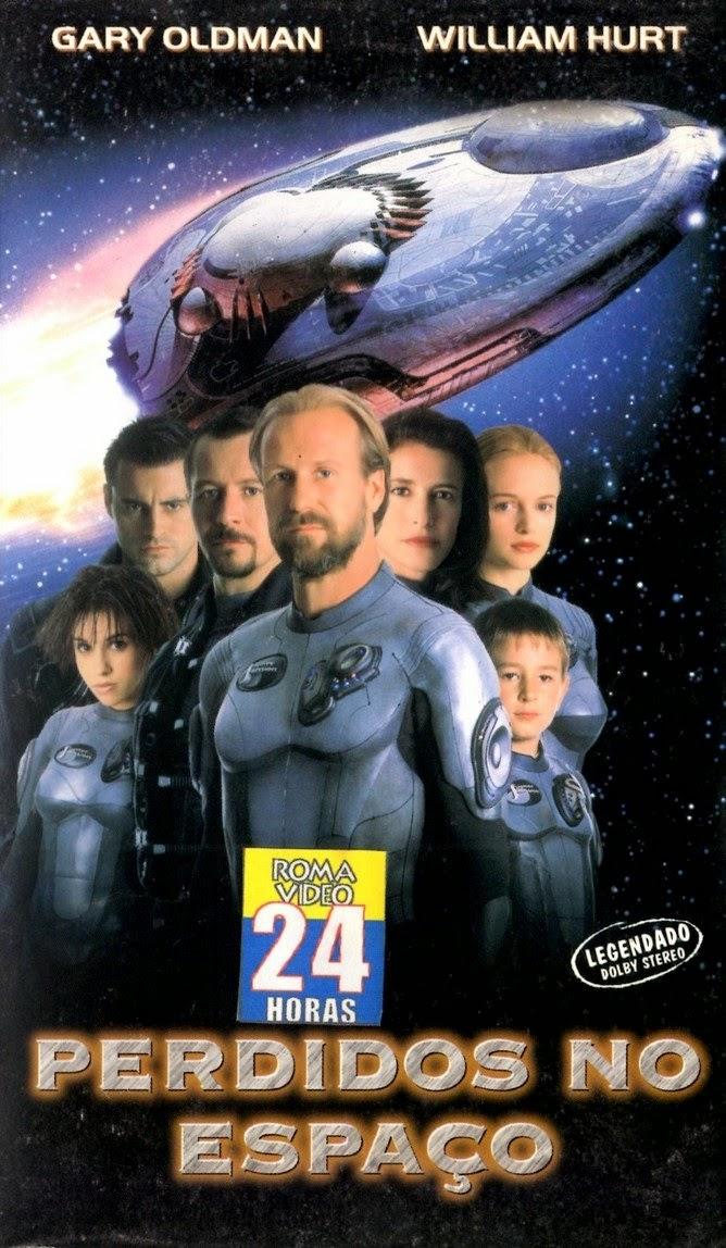 Perdidos no Espaço – Dublado (1998)