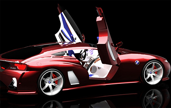 Top Speed Latest Cars Bmw X9 2011