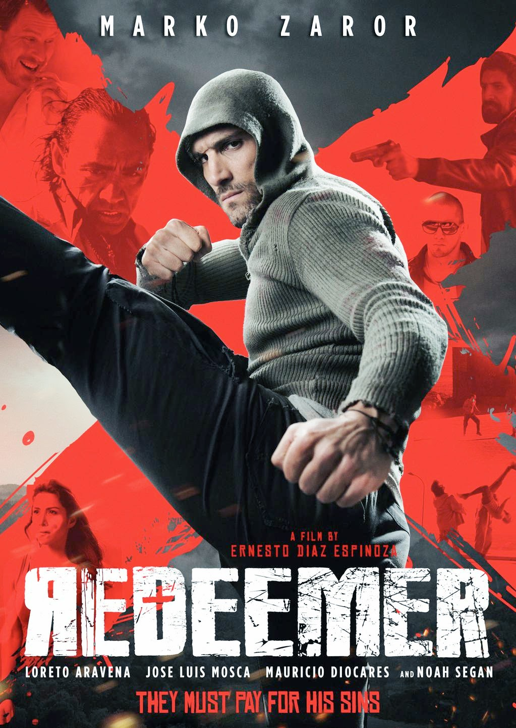 catch the official us poster and trailer for marko zaror