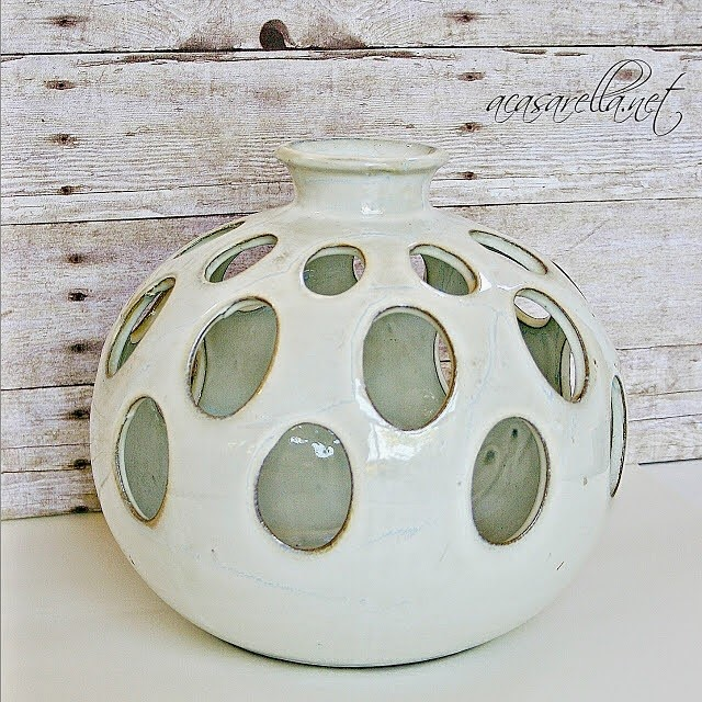 #thriftscorethursday Week 15 Features | Instagram user: a_casarella shows off this gorgeous irregular vase