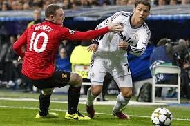 Real Madrid-Manchester United