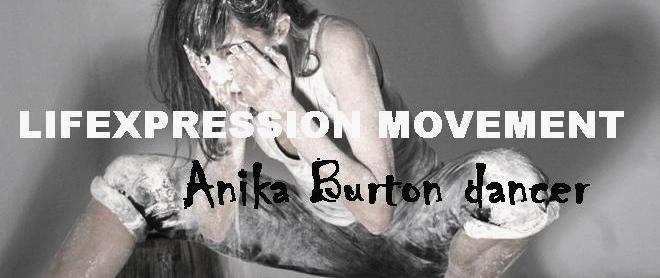 Anika Burton dancer