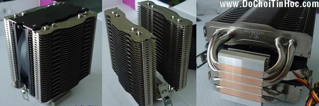 PHỤ KIỆN high-end PC: Tản nhiệt CPU, keo cao cấp, FAN 8-23cm, đồ mod PC, HÀNG ĐỘC!!! - 9