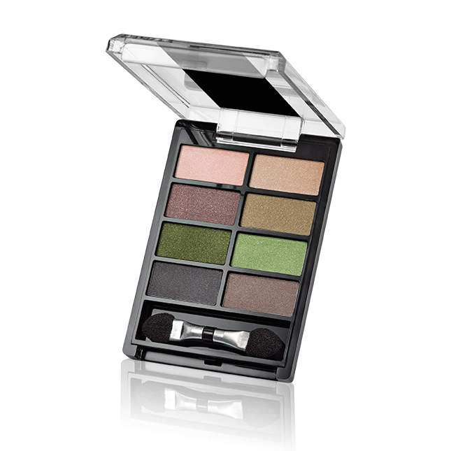 Paleta de Sombras For Your Eyes Only Very Me da Oriflame - Intense Nude