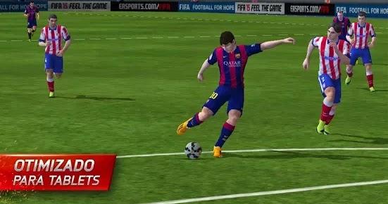 Game FIFA 15 Ultimate Team v1.1.0 Apk + Data Full - Pro ...