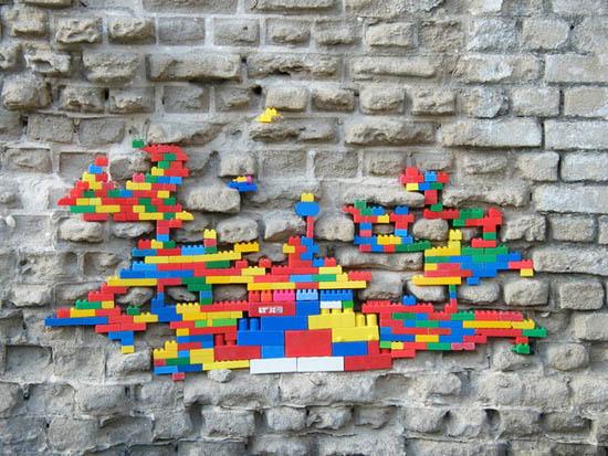 Lego - Dispatchwork - Jan Vormann
