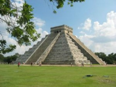 CHICHÉN ITZÁ 3D (MAIES)