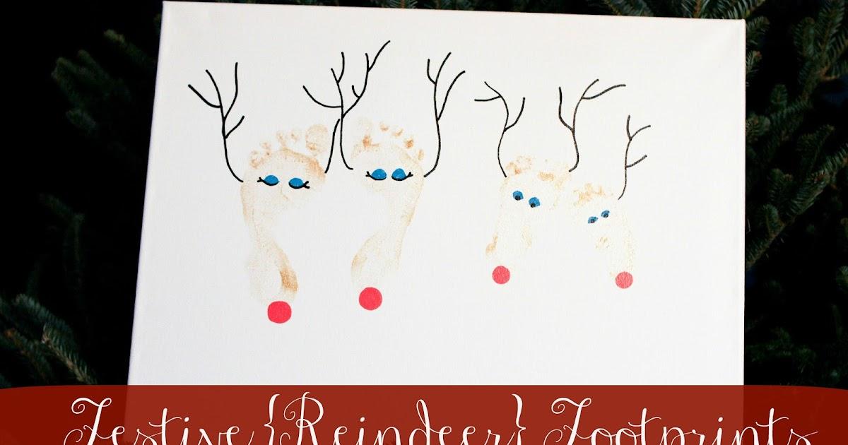 Image Result For Reindeer Foot Prints