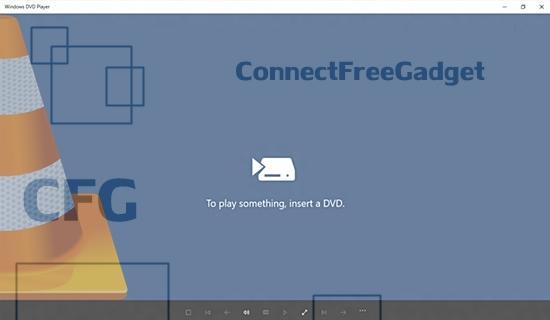 VLC Media Player и Windows DVD Player