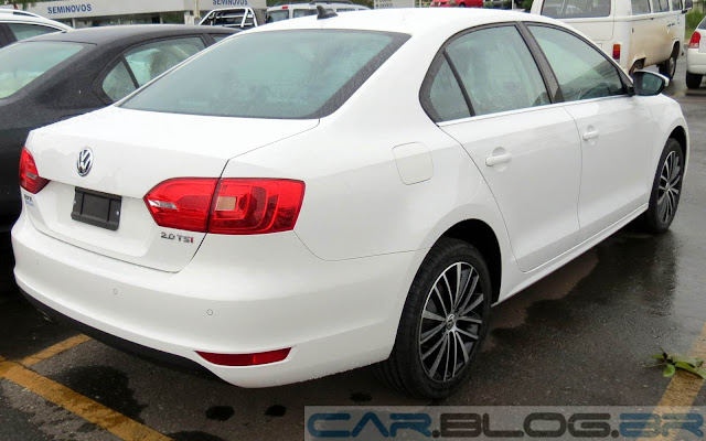 VW Jetta 2013 Branco