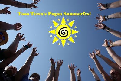 Toon Town's Pagan Summerfest