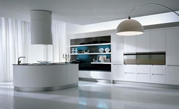 Modern kitchen lighting designs the kitchen design