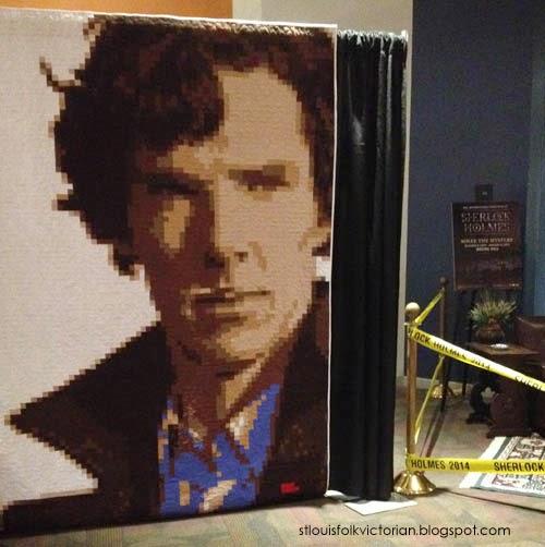 Holy Sh*t Sherlock Quilt