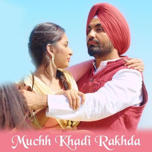 Muchh Khadi Rakhda - Ravinder Grewal
