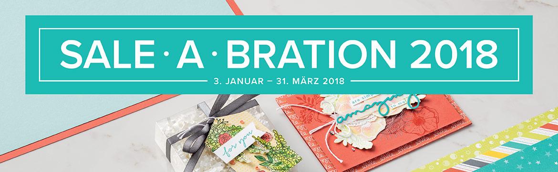Endlich wieder Sale-a-Bration!